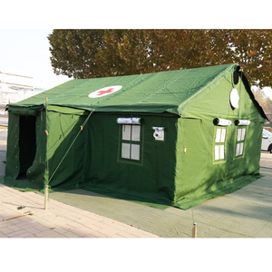 Russian Large Medical Tent